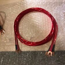 New AntiCables Bi Wire Speaker Cable 8 FT. Pair