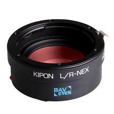 Kipon Baveyes Ultra 0.7x Adapter for LEICA R lenses on SONY E-FE (NEX) Camera