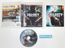 Call of Duty Black Ops, PLAYSTATION 3, PAL-ESP
