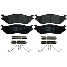 Disc Brake Pad Set Front,Rear Federated MD1045