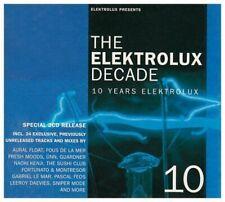 The Elektrolux Decade 10 Years 2CDs Aural Float Groovecatcher Fresh Moods
