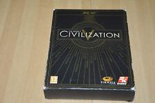 jeu PC CIVILIZATION V 5 - Edition collector complète / VF