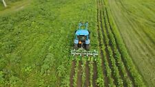 Best 3 Row Precision Vacuum Planter Withrow Markers Green Earths Model 3r 1060rm
