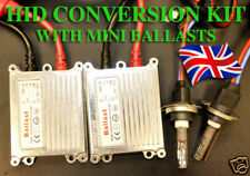 Xenon HID conversion Kit H7R metal base & mini ballasts