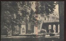 POSTCARD Albright College Womens Dorm READING PA 1940'S
