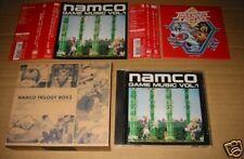 Namco Game Music Vol.1 Soundtrack,CD w/box