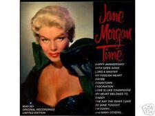 Jane Morgan-Time-RARE Girl Sound & POPCORN CD