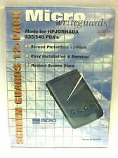 """NEW"" HP JORNADA PDA Screen Guards 12-Pack"