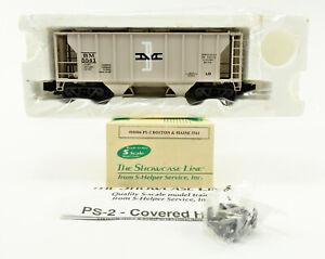 THE SHOWCASE LINE S SCALE 00006 BOSTON & MAINE PS-2 HOPPER #5541