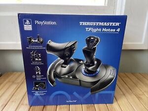 In Hand- Ship Asap- ThrustMaster T.Flight Hotas 4 for PS4 and PC - PlayStation 4