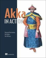 Akka in Action (Paperback or Softback)