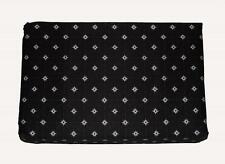 Ron Chereskin Black & White Stars 4Pc Twill Weave QUEEN Sheet Set 300 TC NIP