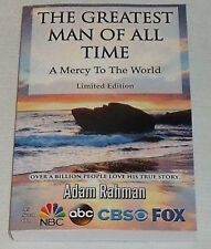 The Greatest Man Of All Time Book By Adam Rahman NEW Paperback