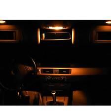 SMD LED Innenbeleuchtung BMW E39 5er orange Limo Touring Limousine Innenlicht