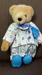 Vanderbear Fuzzy The Pajama Game Collection 1994