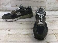 New Balance 993 MR99NV Navy Athletic Running Shoes Men's Size 13D Brown Sneakers