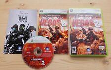 Tom Clancy's  Rainbow 6 Vegas 2 Microsoft Xbox 360 complet TBE