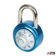 Silverline 340577 Dial Combination Padlock 40mm