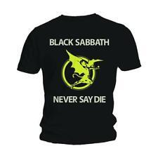 Black Sabbath Never Say Die Live on Tour 1978 T-shirt Size S - XXL Official XL