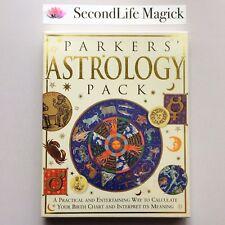 PARKERS ASTROLOGY PACK - Julia & Derek Parker (1997). Still Sealed!