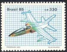 Brazil 1985 AM-X Project/Planes/Aviation/Military/Aircraft/Transport 1v (n29284)