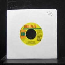 """Morgan Heritage - A Man In Love / One To One 7"""" VG+ Jamaica 2003 Vinyl 45"""