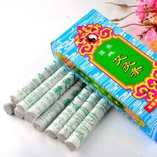 Natural Traditional Moxibustion Sticks Moxa Roll Sticks 1.8cm*20cm 10pcs/box 艾灸棒