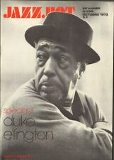 JAZZ HOT 298 DUKE ELLINGTON SPECIAL Sonny Rollins CECIL TAYLOR Chateauvallon