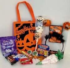 Halloween Chocolates Trick or Treat Gift Box Hamper sweets kids children candy