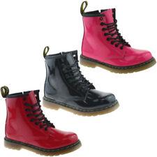 Calzado de niña Botas, botines de color principal rojo