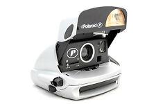 Película instantánea Polaroid P600 Brillo Plata Cámara | Totalmente Funcional