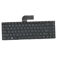 US Keyboard for Dell Inspiron 14R N4050 M4040 N4110 N4120 M4110 15R N5040 N5050