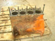 1956 Case 311 Tractor Engine Block 300