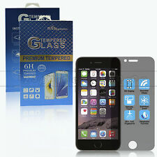 """0.3MM PRIVACY TEMPERED GLASS SCREEN PROTECTOR FOR IPHONE 6 6S 4.7"""""""