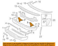 TOYOTA OEM 99-02 4Runner Front Bumper-Mount Bracket Right 5201135070