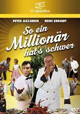 So ein Millionär hats schwer - Peter Alexander + Heinz Erhardt - Filmjuwelen DVD