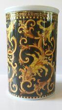 "Rosenthal Versace Barocco Vase Porcelain 7 1/4"" Germany"