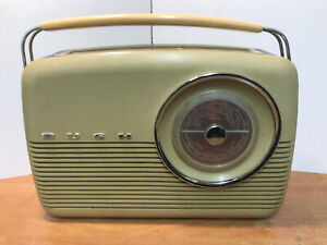 Vintage Bush Transistor Radio TR82/C Tested Fully Working Circa 1960's