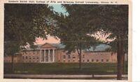 Postcard Goldwin Smith Hall College Arts Sciences Cornell University Ithaca NY