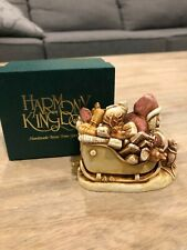"""Harmony Kingdom """"Nick of Time"""" With Box 1996 made in England"""