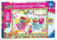 PUZZLE SHOPKINS RAVENSBURGER 10589 100 Piezas XXL SHOPKINS KIDS JIGSAW PUZZLE