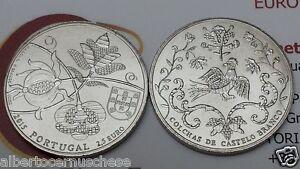 2,5 euro 2015 Portogallo Portugal colchas castelo Branco Португалия 葡萄牙