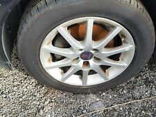 saab 93 convertable 03-07 set of 4 wheels and tyres mags alloys
