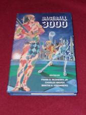 Baseball 3000 (1981, HC) SIGNED by editor w/ Rod Serling, Fredrik Pohl, Pronzini