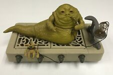 VINTAGE 1983 STAR WARS JABBA THE HUTT PLAYSET - NO BOX OR INSTRUCTIONS