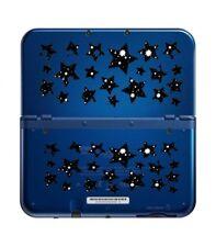 Carcasa NUEVO 3DS XL Estrella Star negro blanco transparente