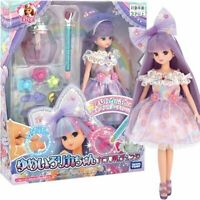 Takara Tomy Licca Dream Color Change Colorfully Licca-chan Rika Dress up Doll