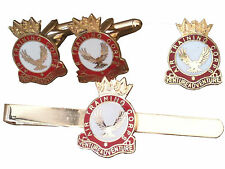 ATC Air Training Corps Gift Set Cufflinks, Lapel Badge Tie Clip