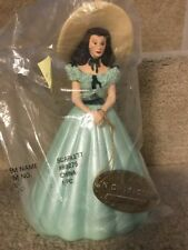In Character Gone With The Wind Scarlet Plastic Figurine