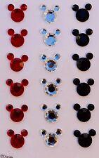EK SUCCESS DISNEY MICKEY HEADS Mouse Bling Craft Scrapbook Sticker Embellishment